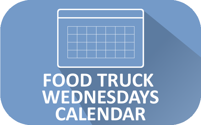 Food Truck Wednesdays Calendar