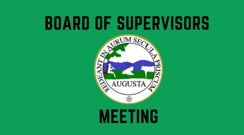 Board of Supervisors Meeting 9/11/19 Recap