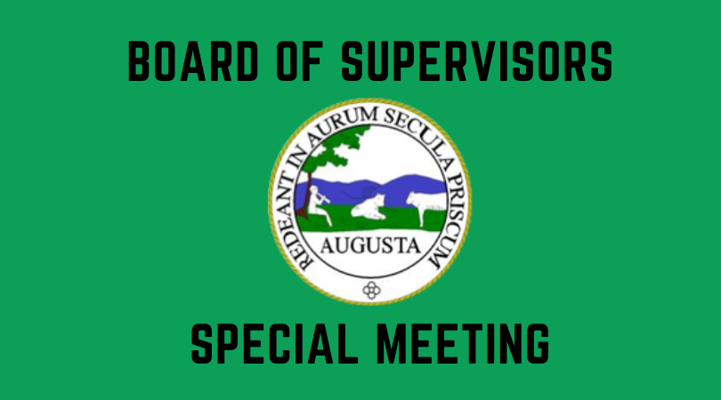 Updated: Board Schedules Special Meeting on December 4