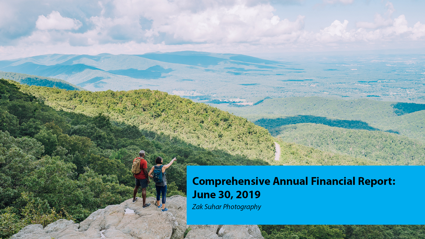 2019 Comprehensive Annual Financial Report Published