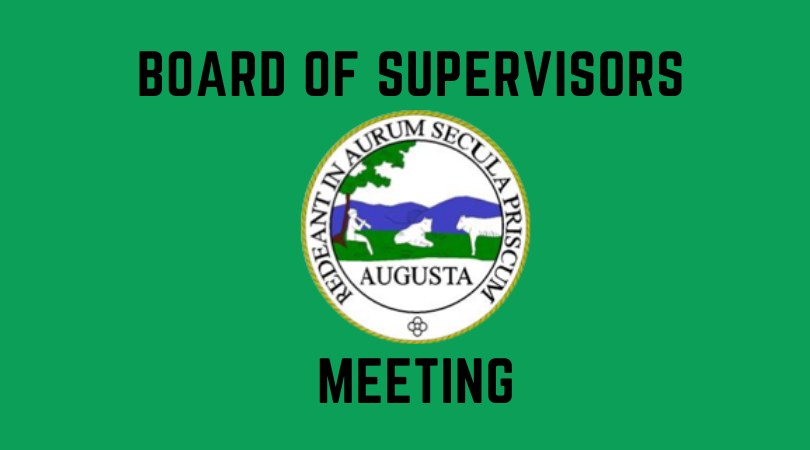 Board of Supervisors Meeting Highlights