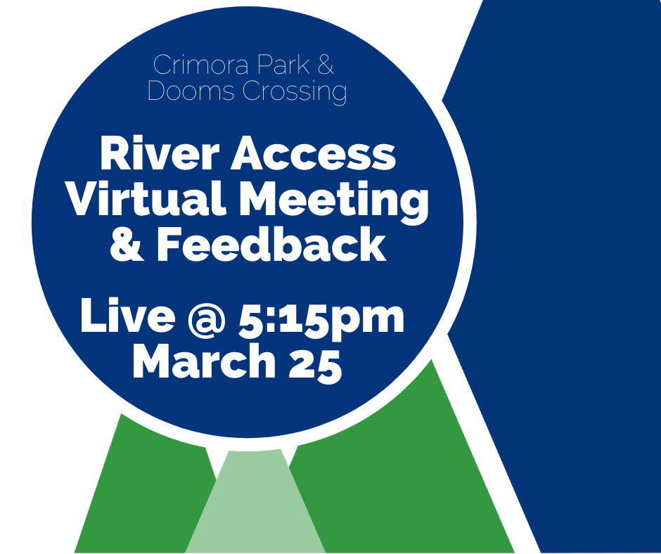 Online Public Input Requested for South River Recreation Access