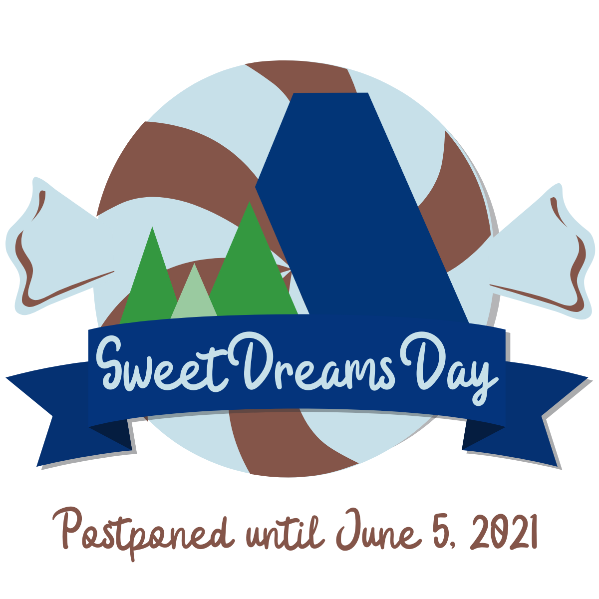 Sweet Dreams Day 2020 Logo Postponed