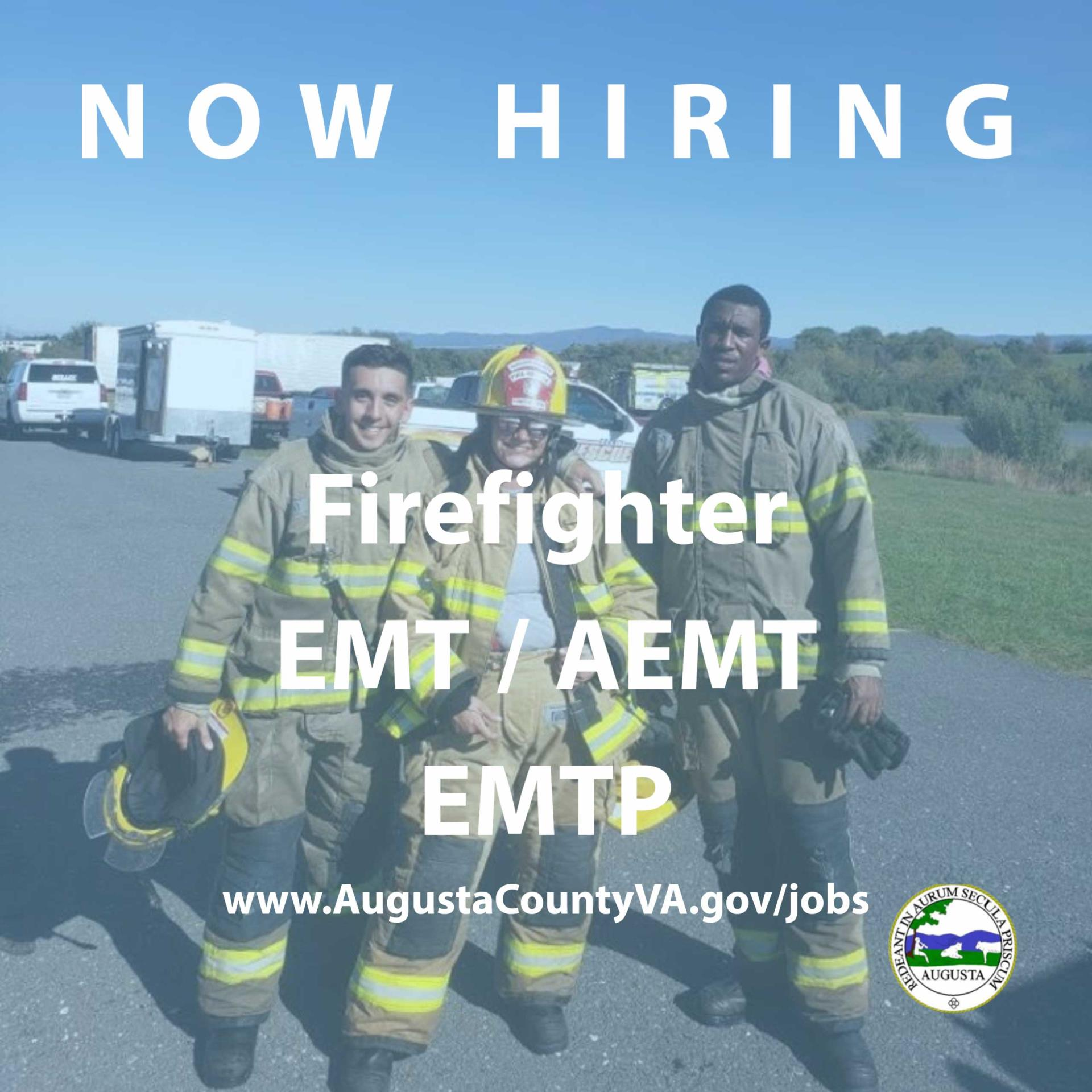 job posting fire-rescue